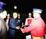 Maharashtra Governor hosts dinner for President Kovind