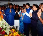 Tribute to Dr BR Ambedkar - Maharashtra Governor, CM