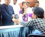 Raj Thackeray celebrates his birthday