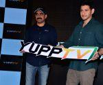 Mahesh Babu as Brand Ambassador for Yupp TV