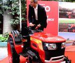 "Mahindra JIVO"" tractor launch"