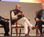 Panel discussion on demonotisation - Arun Jaitley, Anand Mahindra, Jeff Immelt