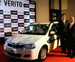 "Mahindra launches ""e-Verito"
