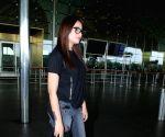 :  Mahira Sharma Spotted At Airport Departure in Mumbai
