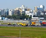Maintenance work commences at Mumbai airport