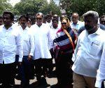 2019 Lok Sabha elections - MNM's Kameela Nasser files her nomination