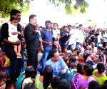 Thoothukud (Tamil Nadu): Kamal Haasan visits Thoothukud