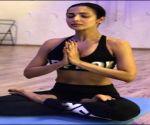 Malaika Arora guides your yoga journey