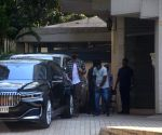 Malaika Arora Spotted At Clinic In Bandra & Arjun Rampal Spotted At Bandra