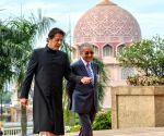 Imran to visit Malaysia next week