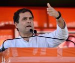 Mamata regime one-person show, did nothing: Rahul