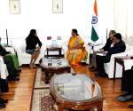 Maldivian Defence Minister meets Nirmala Sitharaman