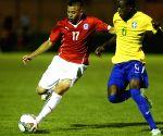 URUGUAY MALDONADO SOCCER U20 BRAZIL VS CHILE