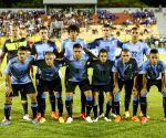 URUGUAY MALDONADO SOCCER U20 URUGUAY VS COLOMBIA