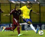 (SP)URUGUAY MALDONADO SOCCER U20 BRAZIL VS VENEZUELA