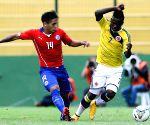 URUGUAY MALDONADO SOCCER U20 COLOMBIA VS CHILE