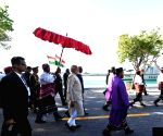 Maldives confers highest honour on Modi