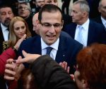Malta PM in quarantine as wife tests positive for Covid-19