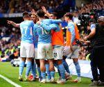 Man City get revenge over Chelsea, Villa end Man United jinx