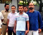1 arrested over extortion case