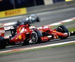 BAHRAIN MANAMA F1 PRACTICE