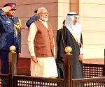 Modi conferred with top Bahraini award