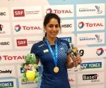 I earned it: Manasi on winning gold at World Para-Badminton