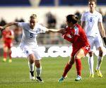 BRITAIN MANCHESTER FOOTBALL FRIENDLY MATCH CHINA VS ENGLAND