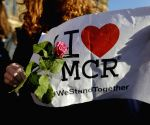BRITAIN MANCHESTER TERROR ATTACK MOURNING