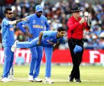Indian physios working closely with injured Bhuvneshwar