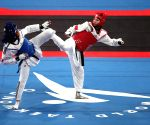 BRITAIN MANCHESTER TAEKWONDO WORLD CHAMPIONSHIP DAY 1