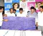 : (201115) Hyderabad: Shourya movie logo launch