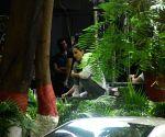 :  Mandana Karimi Spotted In Gym In Bandra