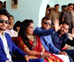 Arpita and Aayush Sharma's wedding reception