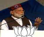 Modi slams Congress for seeking scrapping of sedition law