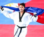 PHILIPPINES MANILA SEA GAMES TAEKWONDO