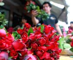 THE PHILIPPINES-MANILA-FLOWER SHOPS
