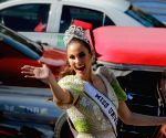 PHILIPPINES-MANILA-MISS UNIVERSE-GRAND HOMECOMING PARADE