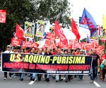 PHILIPPINES MANILA PROTEST RALLY