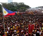 PHILIPPINES MANILA BLACK NAZARENE