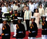PHILIPPINES-MANILA-119TH INDEPENDENCE DAY