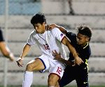 THE PHILIPPINES MANILA SOCCER FRIENDLY MATCH