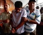 NBI arrested three suspected bombers