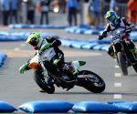 PHILIPPINES MANILA MOTOR RACE