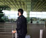 : Mumbai: Manish Malhotra Spotted at Airport Departure
