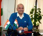 Sisodia demands Delhi's share in central taxes