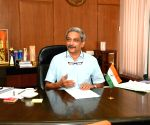 Parrikar admitted to hospital: CMO