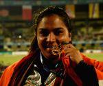 Asian Athletics Championship - Manpreet Kaur clinches gold for India