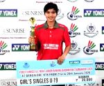 Mansi wins 2nd successive Junior Ranking title