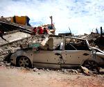 ECUADOR MANTA EARTHQUAKE